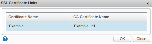 NetScaler VPX SSL Certificates Links