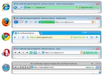 Purchase SSL Certificate | DigiCert Order Form Step 1