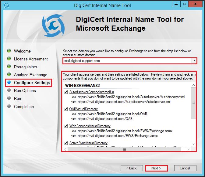 Replace Internal Name Certificates - Part II | DigiCert Blog