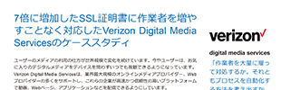 Verizon Digital Media Servicesによる証明書の自動化